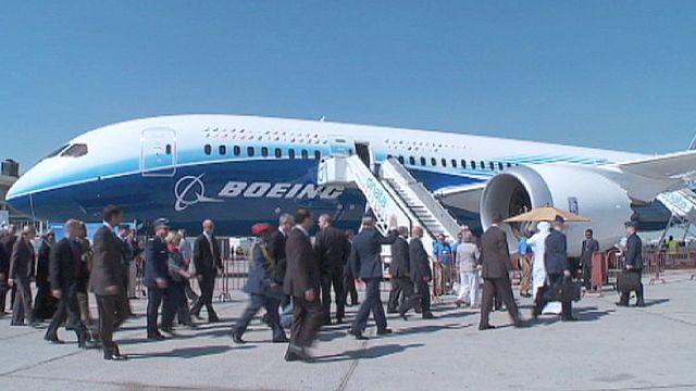 Dubai: Boeing anunciou encomenda recorde