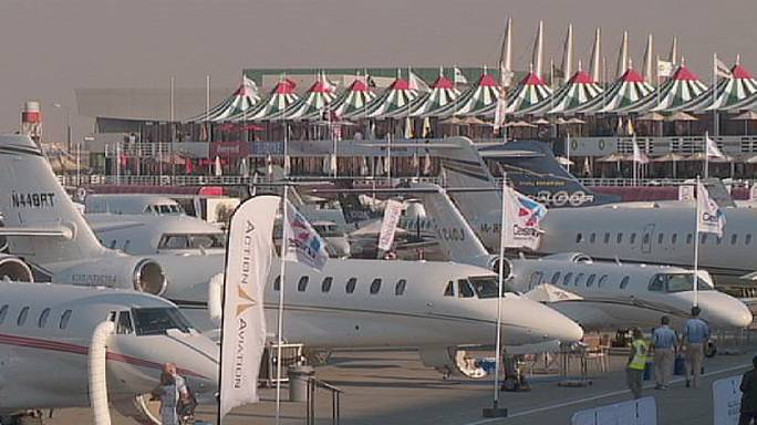 Zwölfte Luftfahrtmesse in Dubai begonnen