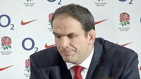 sport: Martin Johnson resigns