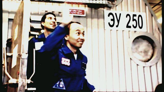 La tripulación de Mars500 cuenta su experiencia