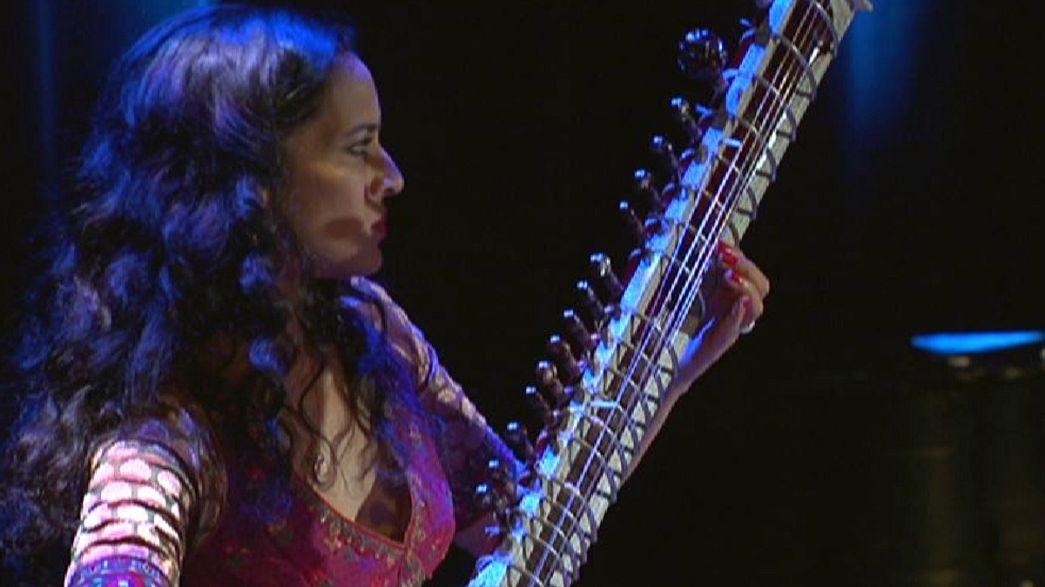 Anoushka Shankar finds flamenco's Indian roots