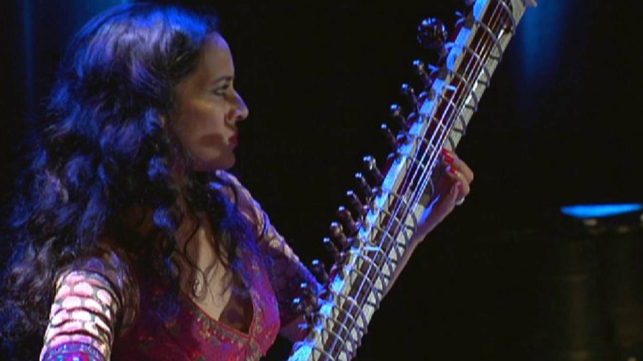 Anoushka Shankar finds flamenco's Indian roots