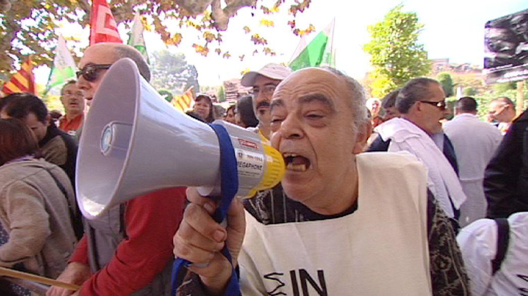 Gesundheitsreform: Scharfe Schnitte in Katalonien