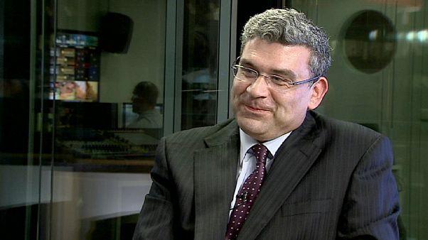 """Teodor Baconschi, ministre roumain des Affaires étrangères : """"Ne pas fracturer l'Europe"""""""
