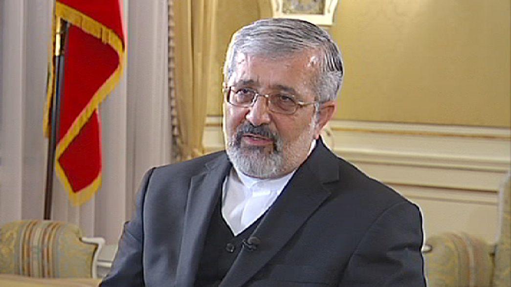 """Soltanieh: """"No hay que hablar a Irán con el lengujaje de la amenaza"""""""