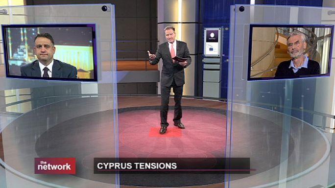 Spannungen auf der Insel Zypern im Visier