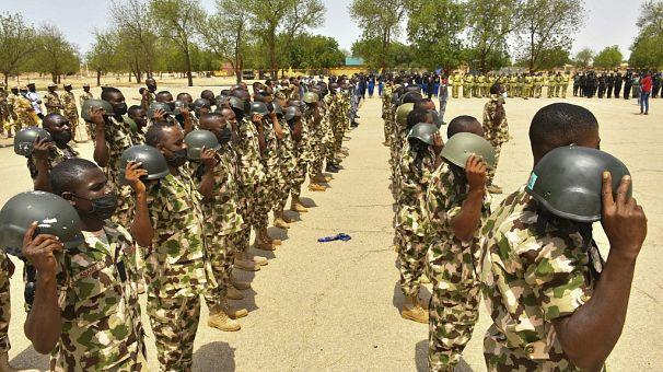 Nigerians mourns troops killed in jihadist attack