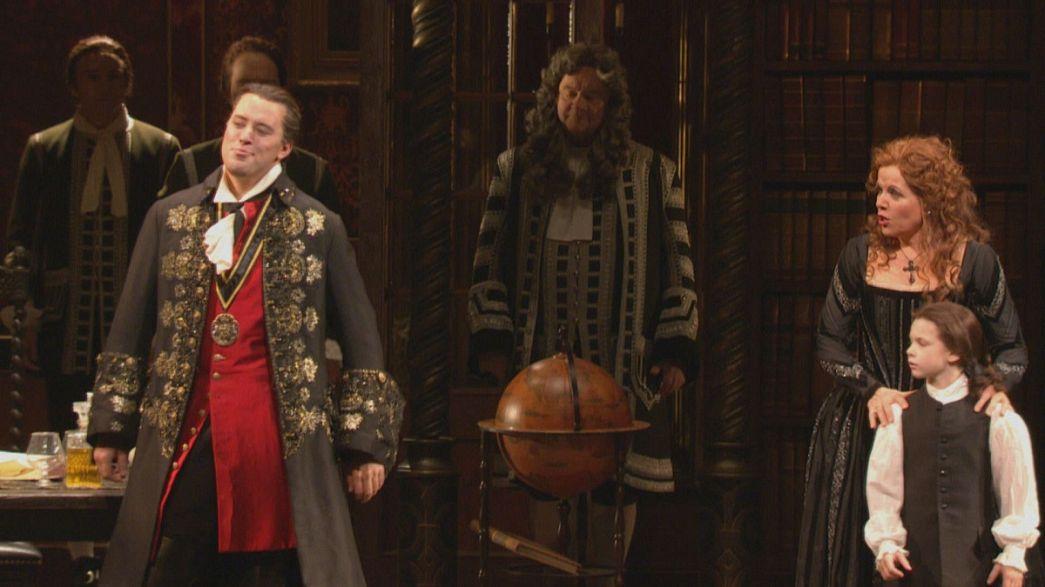 Al Met, e sui grandi schermi, Renée Fleming nella Rodelinda di Handel