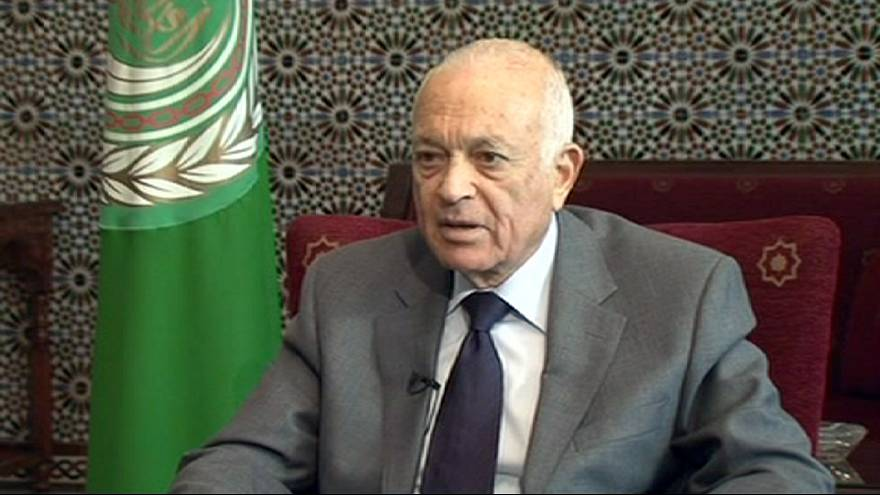 The Arab League: We want to avoid any outside interference
