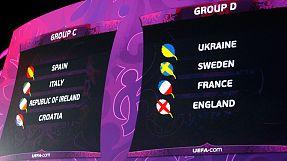 EURO2012 draw