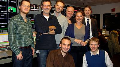 A Euronews no Euro 2012