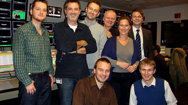 یورو ۲۰۱۲ با نگاه خبرنگاران یورونیوز