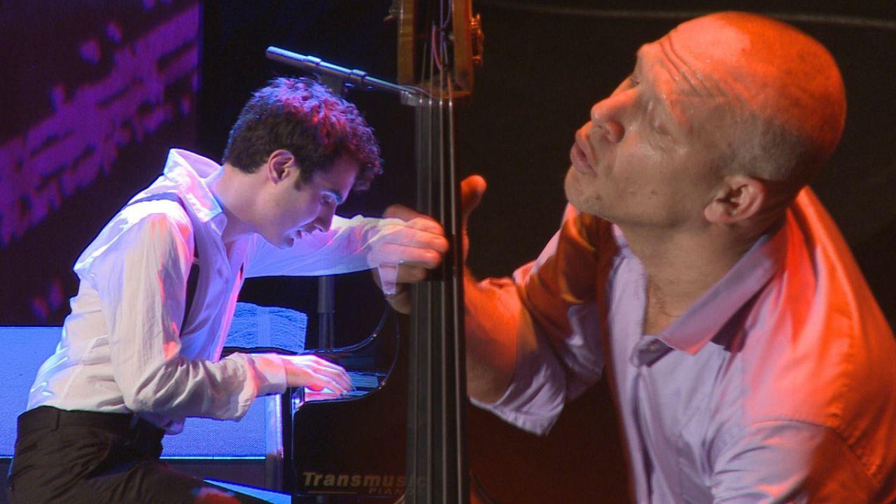 مونته کارلو میزبان دو ستاره جاز از شرق