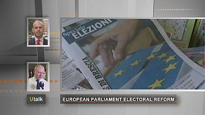 Riforma elettorale all'europarlamento