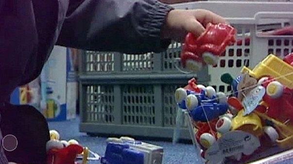 Tehlikeli oyuncaklara dikkat