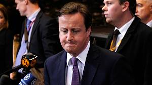Cameron: The build-up to his EU Treaty veto