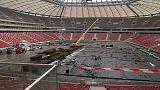 Polonya Euro 2012 için zamana karşı yarışıyor
