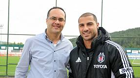 Besiktas captain Quaresma aiming for UEFA final