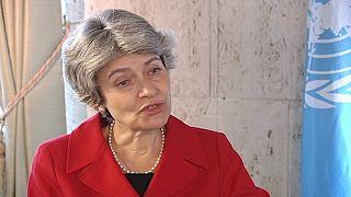 Bokova: Los fondos de la UNESCO se resienten tras su reconocimiento a Palestina