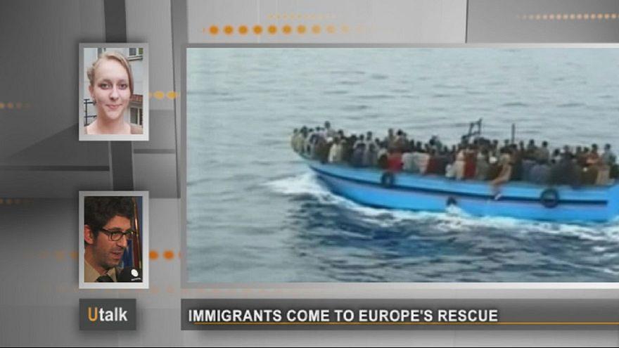 تحديات السياسة  الأوروبية الخاصة باللجوء السياسي