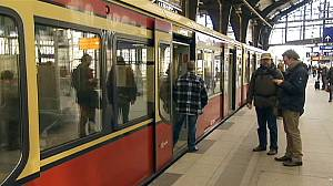 Power cut knocks out Berlin's S-Bahn trains