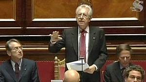 Italy's Monti faces confidence vote