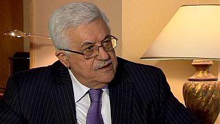 الرئيس محمود عباس ليورونيوز: مستعدون لتصحيح أخطائنا