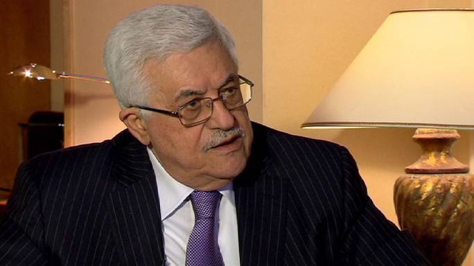 """Abbas: """"Barışı istemeyen ve engelleyen tarafa baskı yapılmalı"""""""