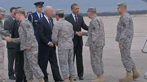 Obama faces political fallout from Iraq withdrawal