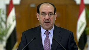 Iraq's PM calls on Kurds to hand over Sunni leader