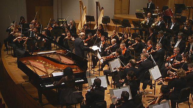 Dúo de pianos de Katia y Marielle Labèque