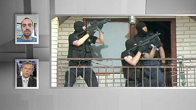 Europol: competências e limites de ação