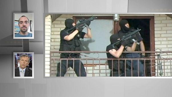 Avrupa'da polis ve suç