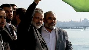 Haniyeh visit strengthens Hamas ties with Turkey