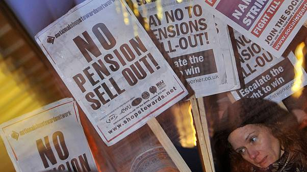 'The Network' tackles Europe's pensions crisis