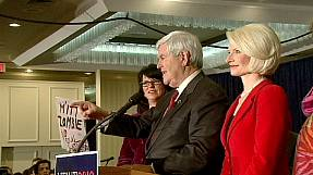 Gingrich aims to go for broke in South Carolina