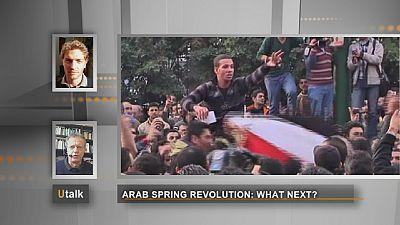 E depois da Revolução Árabe?