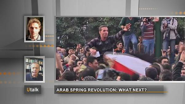 Arab Spring revolution: what next?