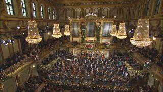 O Ano Novo pela Orquestra Filarmónica de Viena