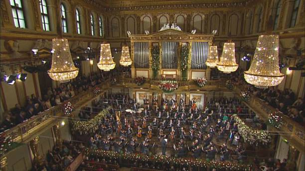 Keeping it in the family at the Vienna Phil