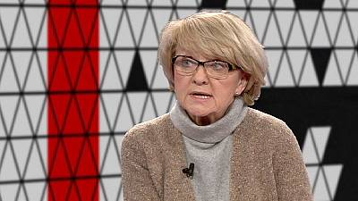 Danuta Hübner on I Talk