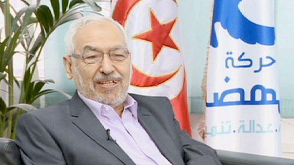 """Rachid Ghanuchi, líder del partido Enahda: """"Europa es nuestro principal socio"""""""