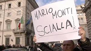 Taxi strike in Italy in protest at 'liberalisation'