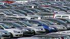 Venda de carros novos em queda na UE