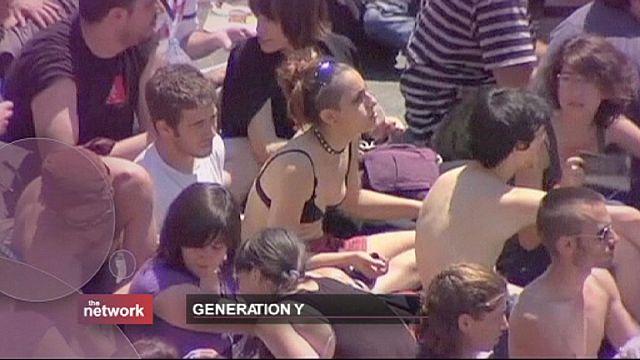 """Голос """"поколения Y"""""""