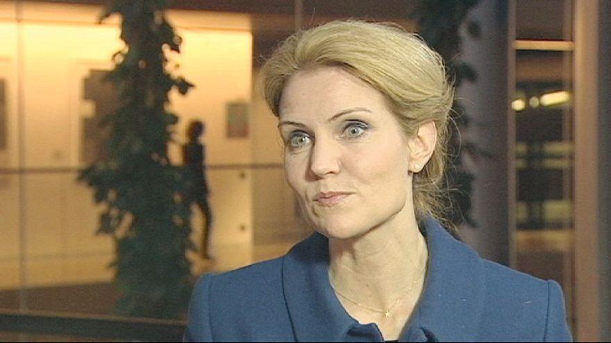 """Schmidt: """"Euro'ya geçmek , Danimarka'nın gündeminde değil"""""""