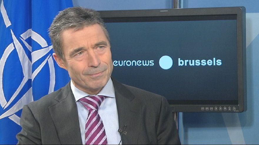 """Anders Fogh Rasmussen : """"Kilit sözcük akıllı savunma"""""""