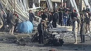 Shi'ites killed in Baghdad bomb blasts