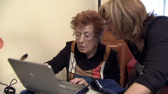 Интернет-технологии на службе у стариков