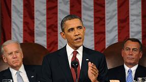 Obama makes bid for re-election in Union address